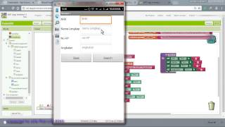 Menggunakan Fusion Table dengan App Inventor 2 (Bagian-1)