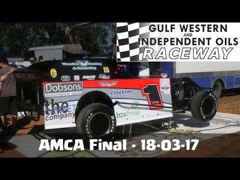 AMCA Final - Latrobe Speedway 18-03-17