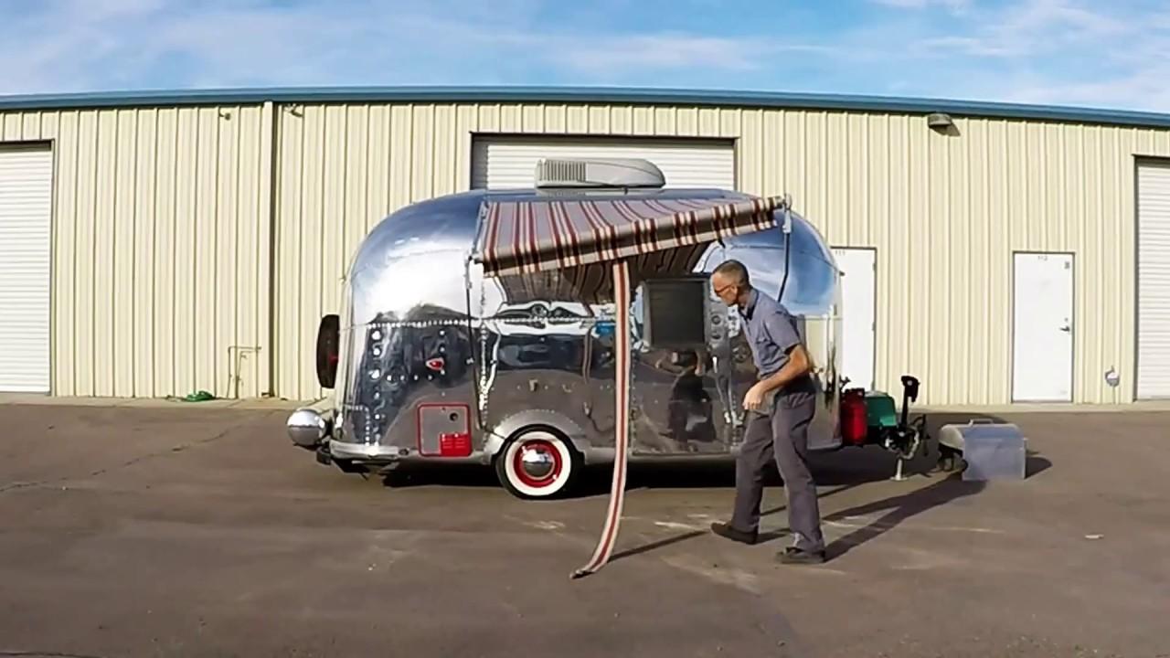 1961 Vintage Airstream Bambi Revealed and Explained