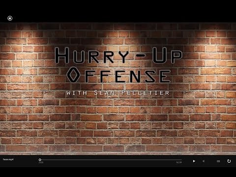 Hurry-Up Offense: Episode 3
