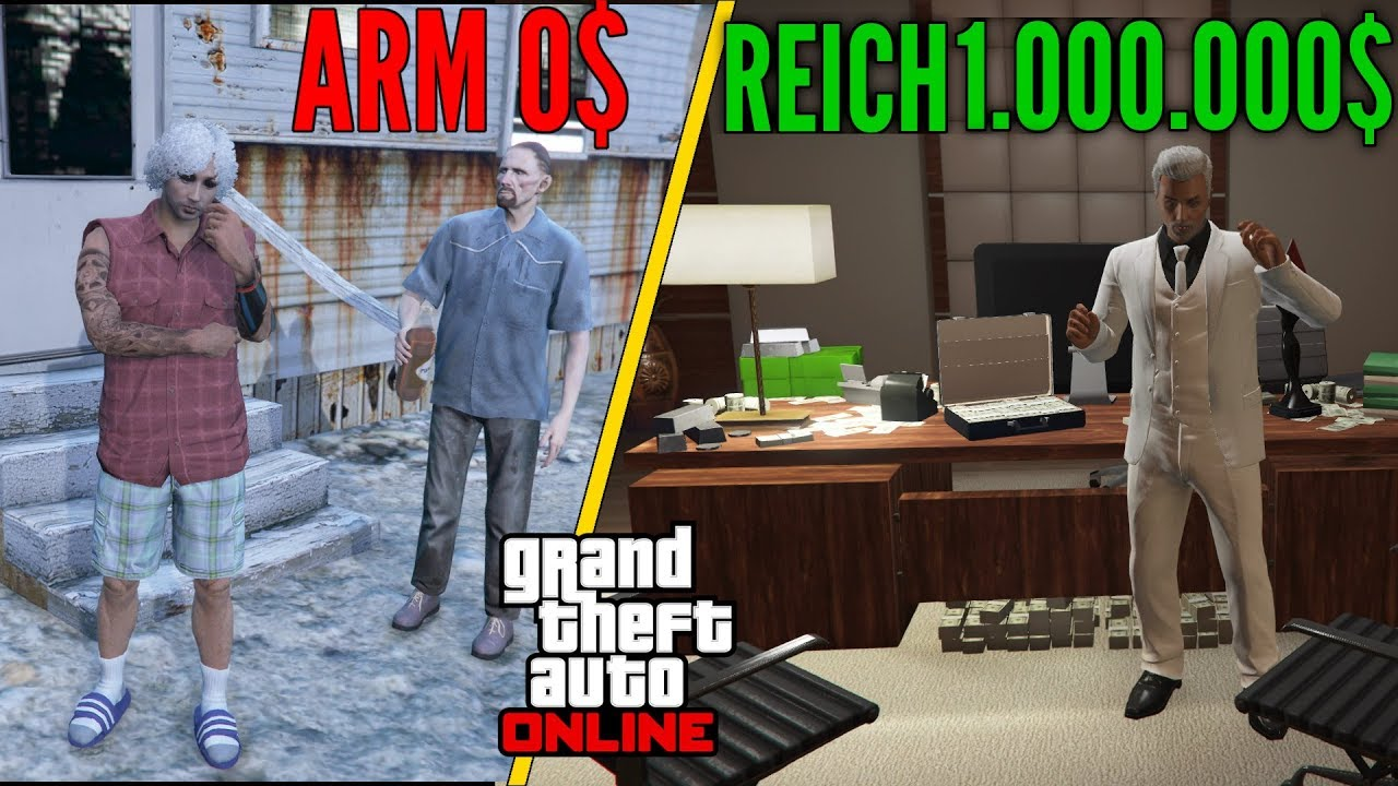 Gta 5 Online Tricks
