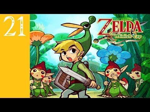 Zelda : Minish Cap : Château des Ténèbres   Episode 21 - Let's Play