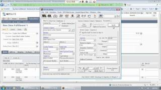 OzLINK Pro for UPS & NetSuite - How to Ship for NetSuite Users - Demo