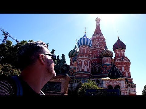😘 FROM MOSCOW WITH LOVE + NOKIA | JMV² VLOGS / S2E13 #65