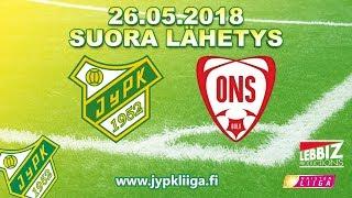 26.05.2018 JyPK - ONS klo 15.00 Naisten Liiga