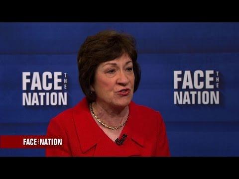 Full interview: Sen. Susan Collins, June 4
