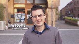 Christophe – Klantenadviseur bij bpost