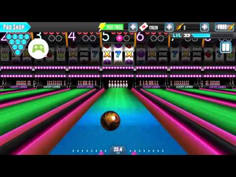 300 Game VS RONNIE RUSSELL (PBA Bowling Challenge)