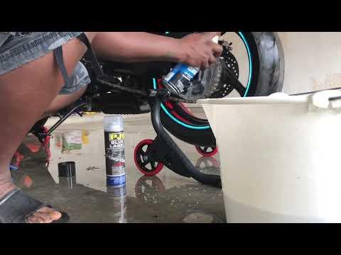 """Suzuki GSXR """"Bae Wash"""""""