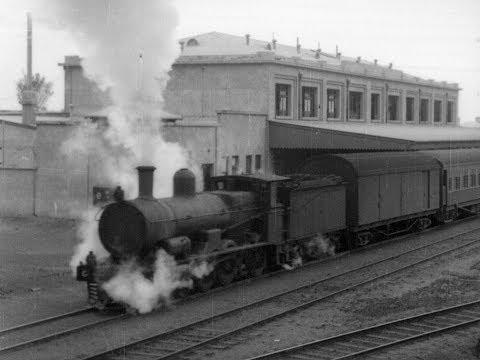 The Commonwealth's Trans-Australian Railway