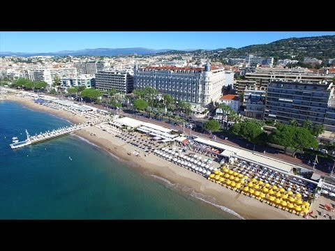 B6 DRONE  - Cannes- UNESCO