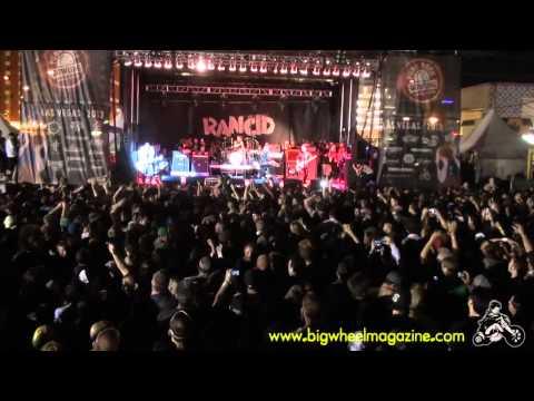 RANCID at Punk Rock Bowling and Music Festival - Las Vegas, NV - May 27, 2012