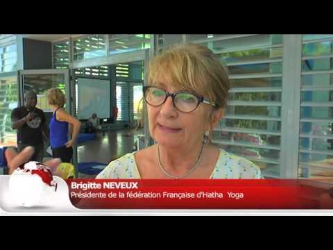 Stage National de la Guadeloupe 2016 / Fédération Française de Hatha Yoga