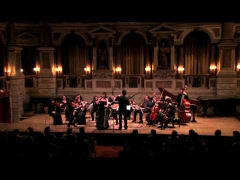 G. F. Händel, Piangerò la sorte mia (Giulio Cesare) - R. Invernizzi - Ghislieri Consort