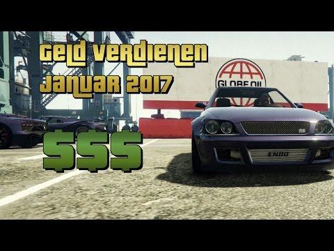 GTA ONLINE: Die beste Art aktuell Geld zu verdienen FÜR JANUAR 2017