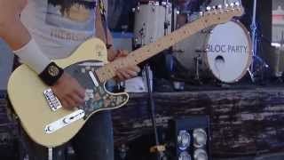 Bloc Party - So Here We Are - Live @ Hangout Festival 2013 [1/15]