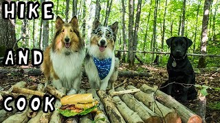 Hike and Cook - Gourmet Cooking