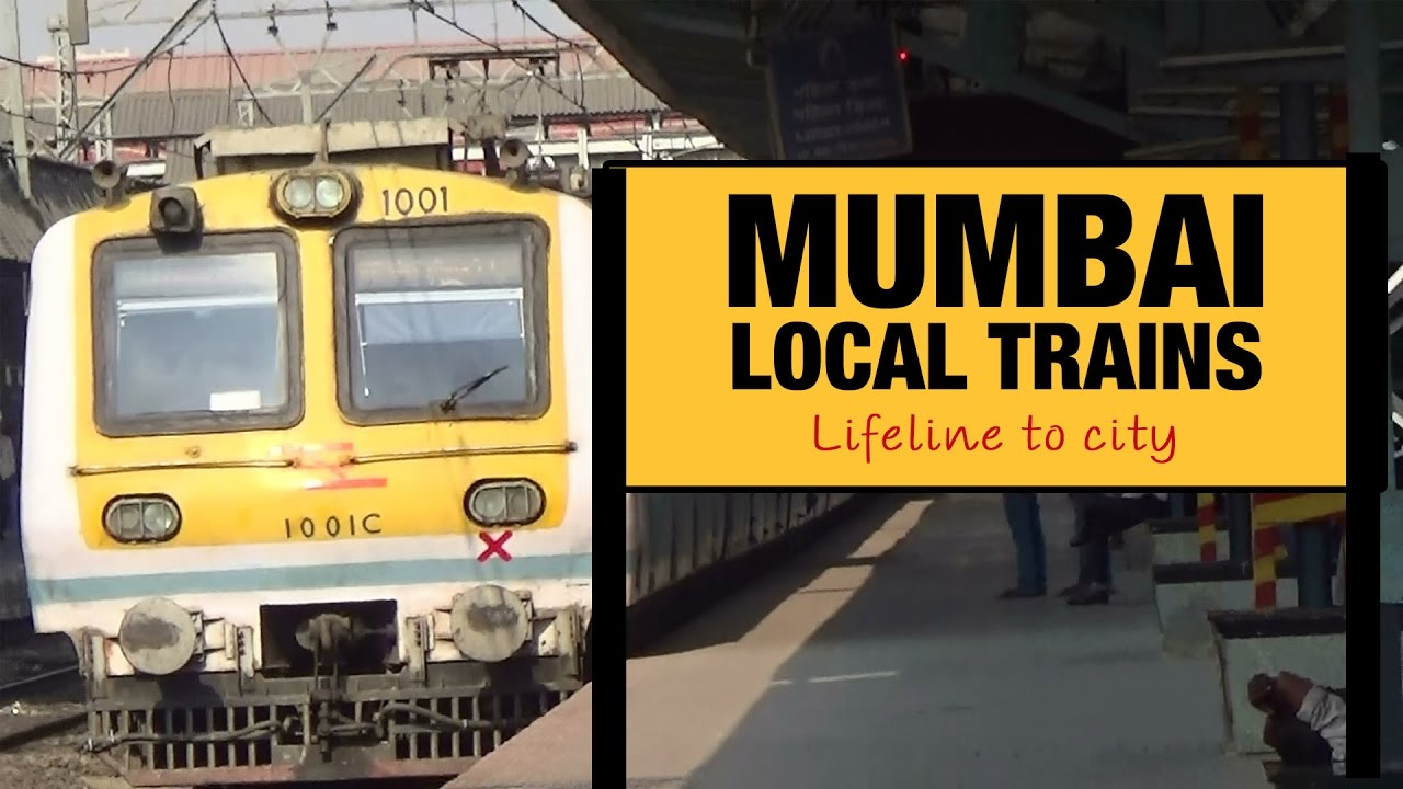 "local trains lifeline of mumbai Local trains: the lifeline of mumbai rohan rao when a true to the core mumbaikar utters ""aamchi mumbai"", the local trains will always be an inseparable element of the true spirits reflected in these."