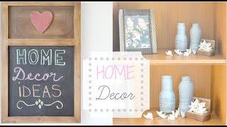 Home Decor Ideas & Diy | Shelves Decoration