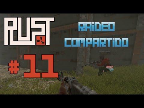 Rust Modificado #11   Raideo Compartido in