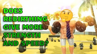 Does Rebirthing Make More Strength And Speed| WLS3 Roblox