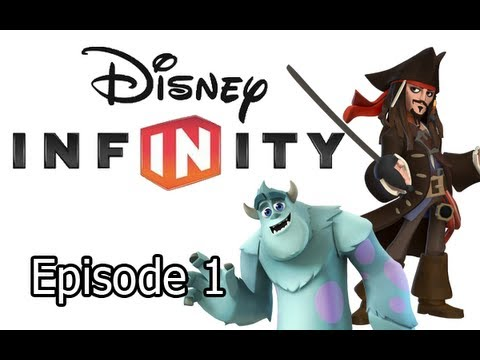 Disney Infinity | Let's Play | Episode 1