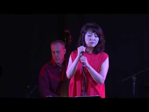 Youn Sun Nah at the 2017 Xerox Rochester International Jazz Festival