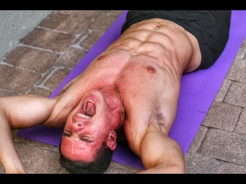 Intense Home Six Pack Ab Workout – ONLY 5 Minutes Long | Brendan Meyers