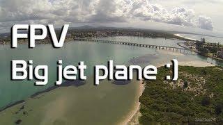 Baixar FPV - Big jet plane :)