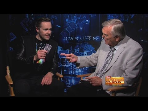 Hollywood Happenings - Keith Barry, the Chief Magic Consultant