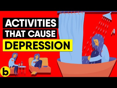 7 Daily Activities That Can Cause Depression