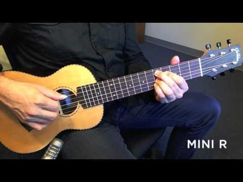 Blues Demo on the Córdoba Mini