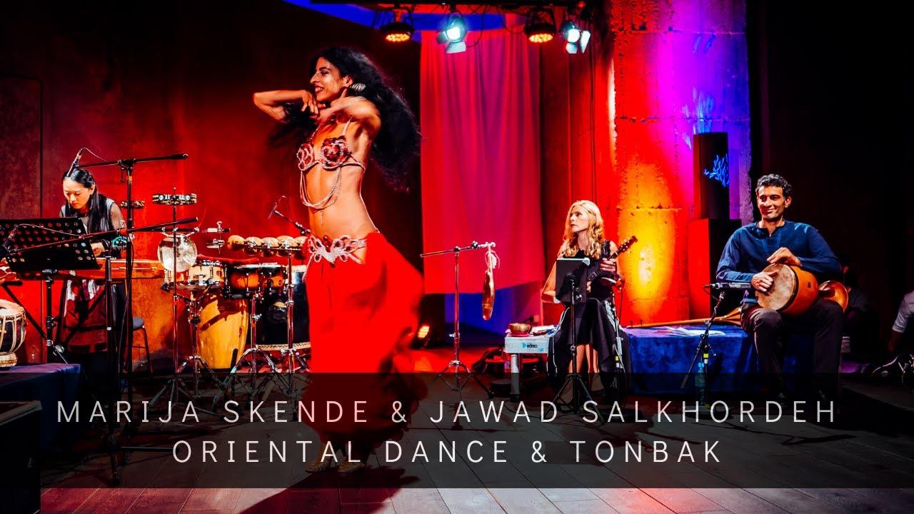 SILK::ROAD - Marija Skender, Jawad Salkhordeh (oriental dance)