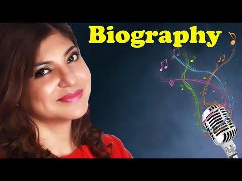 Alka Yagnik - Biography