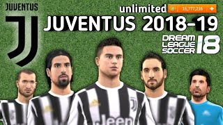 """How to download dream league soccer 2018 create full juventus team watch this video now profile.dat ഞങ്ങനെ വർക്ക്"""" ചെയ്യാം th..."""