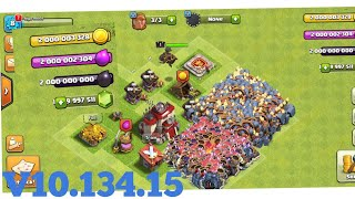 Clash of clans v10.134.15 mod apk