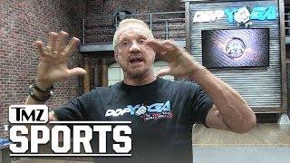 Diamond Dallas Page: Ronda Rousey Will Be Like Goldberg, Tyson for WWE | TMZ Sports