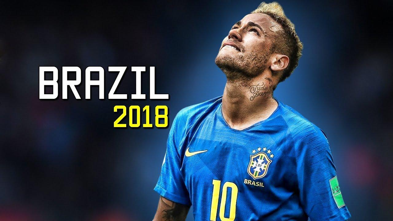 Neymar jr 2018 crazy skills goals brazil hd youtube - Neymar brazil hd ...