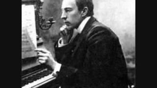 Sergei Rachmaninoff - Concerto For Piano no. 3 -  Intermezzo: Adagio