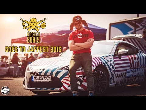 JDM JapFest 2015 || Japanese Car Tuning || Boosted Boris