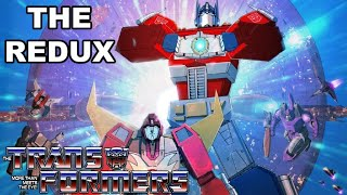 Transformers G1 UNOFFICIAL Continuation (Fan made) Episodes 99 - 101: The Redux Parts 1 - 3