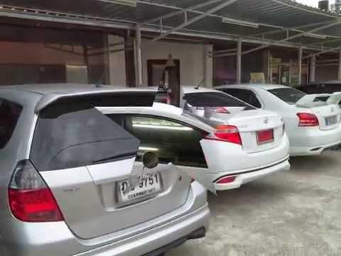 หัวหินรถเช่า2013 ราคาถูก รถใหม่ บริการส่งฟรี
