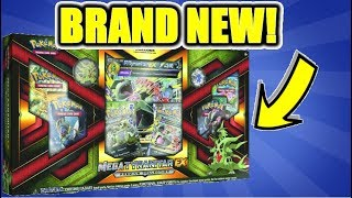 1st PACK PULL MAGIC!!! Mega Tyranitar EX Premium Collection Box Opening of Pokemon Cards
