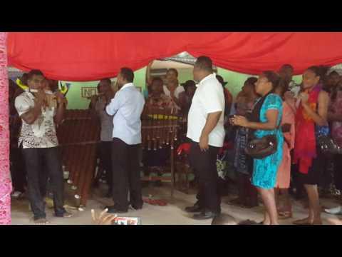 St Pathson's day(Wailoku 2016). A farewell song with solomon island decendant in Fiji (Wailoku)