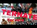 Ribuan Mahasiswa di Ternate Demo Tuntut Kenaikan Harga Kopra