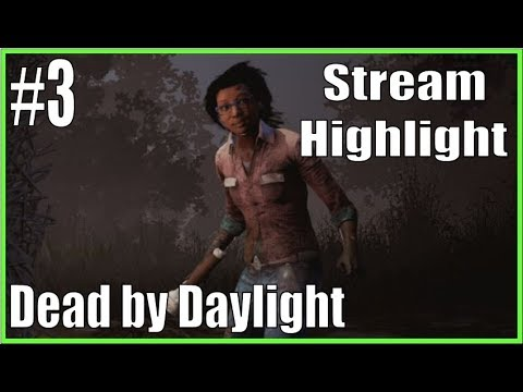 Barely Finishing Some Survivor Quests | Dead by Daylight Stream Highlight #3