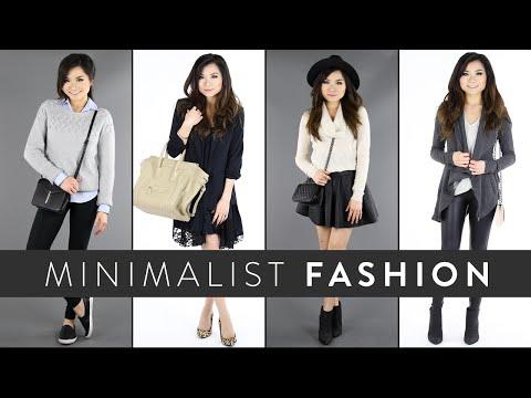 Minimalist Lookbook   Fashion   How to wear monochromatic colors   Miss Louie