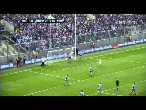 Highlights  Dublin v Tyrone 2013 Final, Division 1   National Football League, GAA
