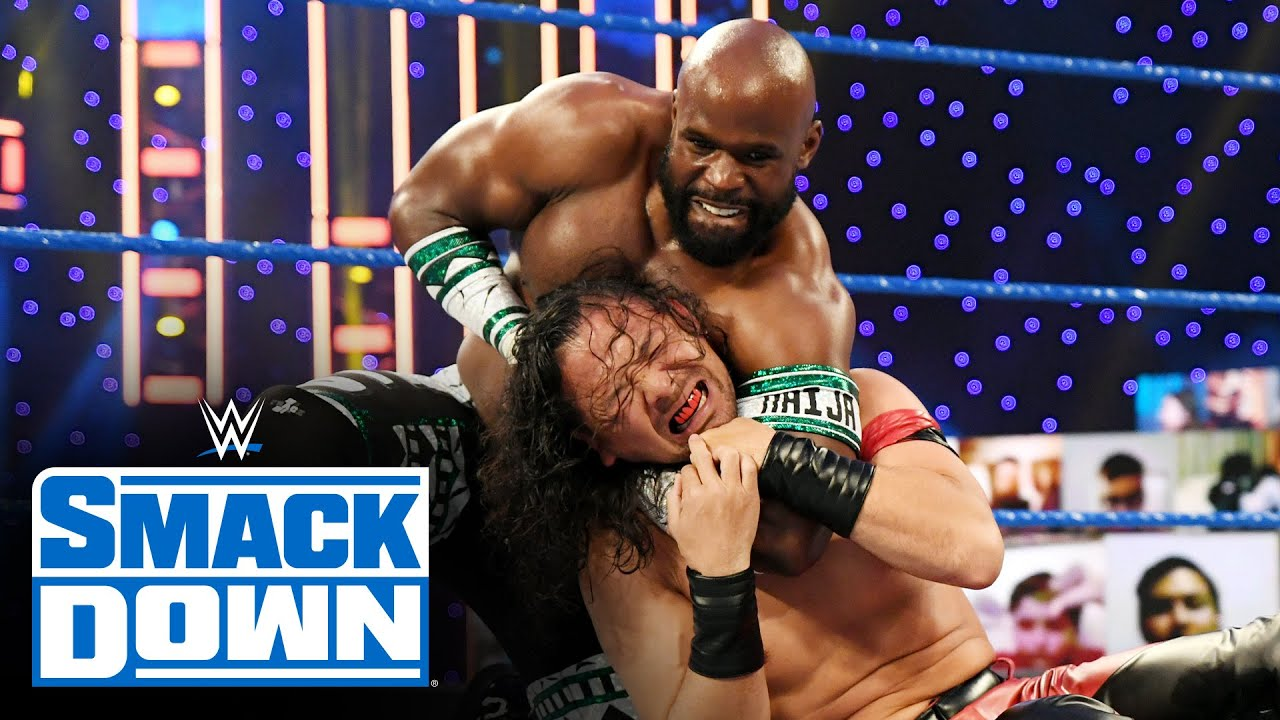 Shinsuke Nakamura vs. Apollo Crews: SmackDown, Feb. 26, 2021