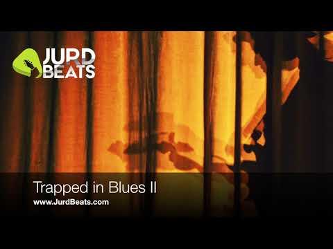 """Blues Trap-Soul Instrumental/Beat """"Trapped in Blues II"""" (JurdBeats)"""